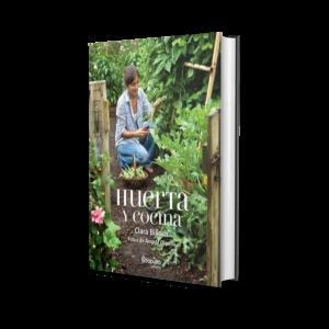 Libro Huerta Y Cocina (Encuadernado) De Clara Billoch Editorial Catapulta