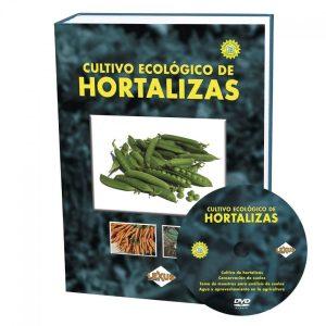 Libro Cultivo Ecológico De Hortalizas (Incluye Dvd) Editorial Lexus