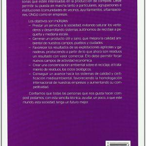 Libro Cómo Hacer Compost De José Ramón Alonso Peña Editorial Mundiprensa