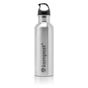Botella Reutilizable Kompost® 1 Litro | Zero Waste (AGOTADO)
