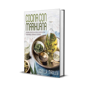 Libro Cocina Con Marihuana Cedella Marley