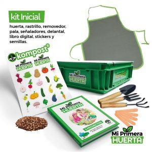 Kit Mi Primera Huerta Kompost®