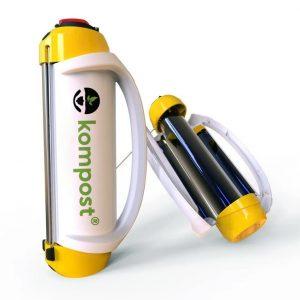 Calentador - termo solar pórtatil Kompost®