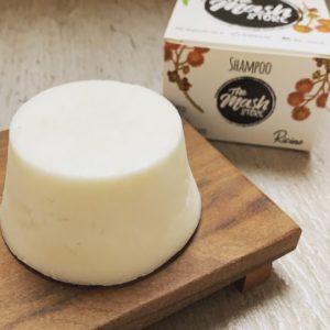 Shampoo sólido Ricino equilibrado – 90gr (The Mash Store)