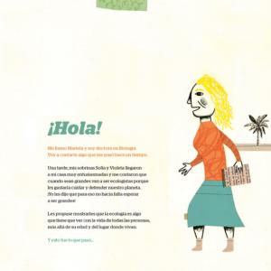 Libro Ecología hasta en la sopa Mariela Kogan y Ileana Lotersztain Iamiqué