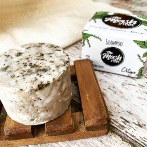 Shampoo sólido Ortiga – 110gr (The Mash Store)