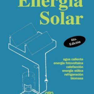 Libro Energía Solar (6º Edición) Nestor Quadri Editorial Alsina