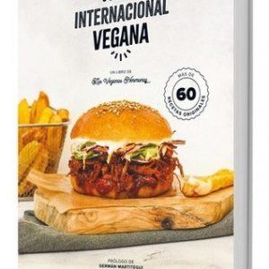 Libro Comida Internacional Vegana Raffaelli Lorena / Raffaelli Mariela / Raffaelli Sabrina Albatros