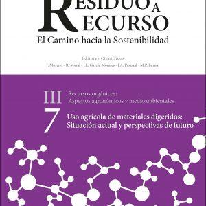 Libro Uso Agrícola de Materiales Digeridos: Situación Actual y Perspectivas de Futuro III. 7 Red Española De Compostaje
