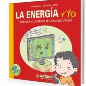 Libro La energía y yo - Cecilia Blanco y Milton