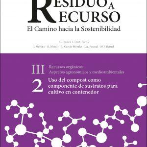 Libro Uso del compost como componente de sustratos para cultivo en contenedor III.2 Red Española De Compostaje