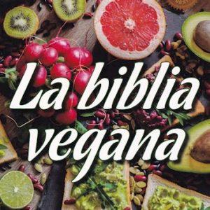Libro La Biblia Vegana (MASTERS BEST) Clara Vidal y Laura Torres