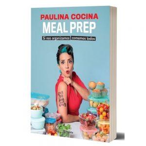Libro Meal Prep Paulina Cocina Editorial Planeta