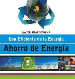 Libro Ahorro de energía Editorial Alsina