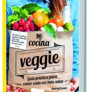 Libro Mi cocina veggie - Audrey Cosson Editorial Albatros