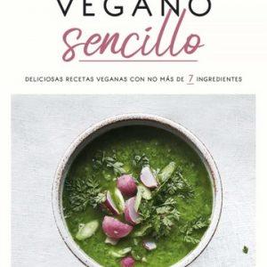 Libro Vegano sencillo Rita Serano Editorial Blume