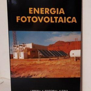 Libro Energia fotovoltaica Editorial Alsina