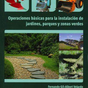 Libro Operaciones básicas para el mantenimiento de jardines, parques y zonas verdes Paraninfo
