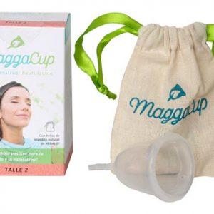 Copa menstrual (MaggaCup) - Talle 2
